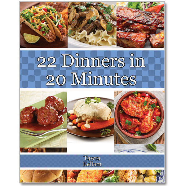 22 Dinners In 20 Minutes eBook