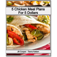 5 Chicken Meal Plans For $5