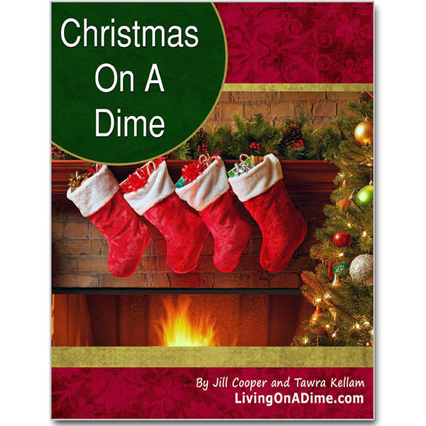 Christmas On A Dime e-Book