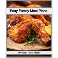 7 Days Of Easy Family Meal Plans