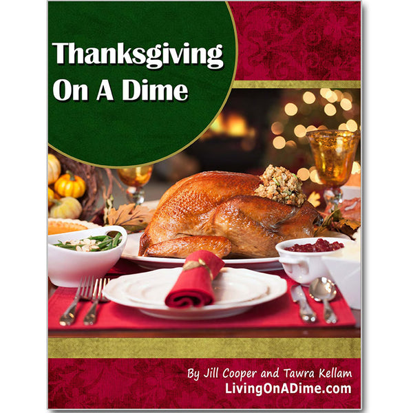 Thanksgiving On A Dime e-Book