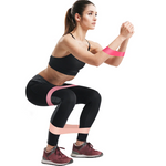 5Pc Resistance Band Booty Band