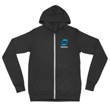Load image into Gallery viewer, ProSquared Unisex zip hoodie