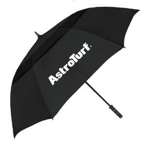 AstroTurf Golf Umbrella - Black