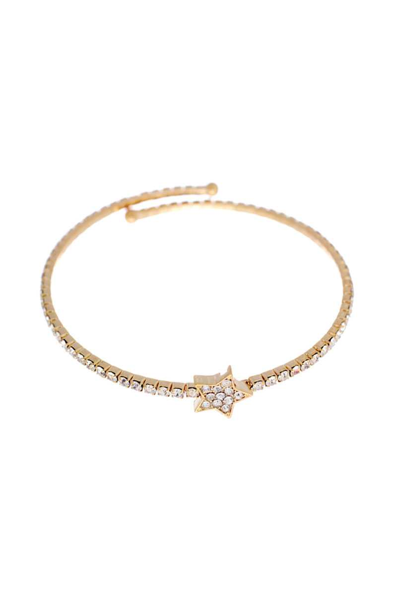 Cute Fashion Rhinestone Star Bracelet - Keep It Tees Shop