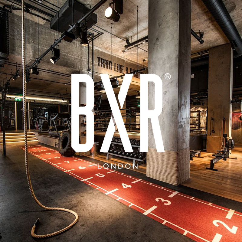 BXR GYM - OUR NEW NEIGHBOURS