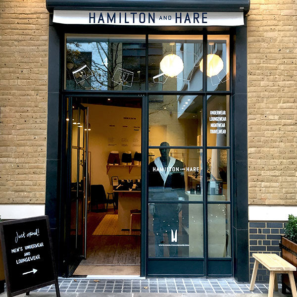 New Pop Up Store, Ham Yard Soho