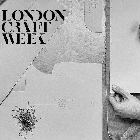 London Craft Week: The boxer short
