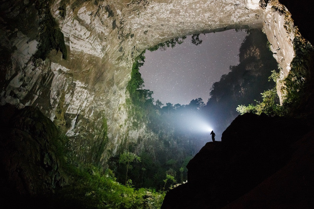 Haang son doong world's largest cave Cambodia