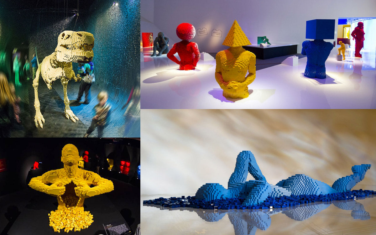 Hamilton and Hare | The Journal | The Art Of The Brick