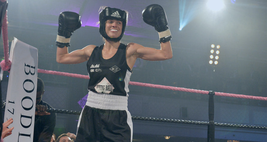 Hamilton and Hare & The Boodles Boxing Ball 2015