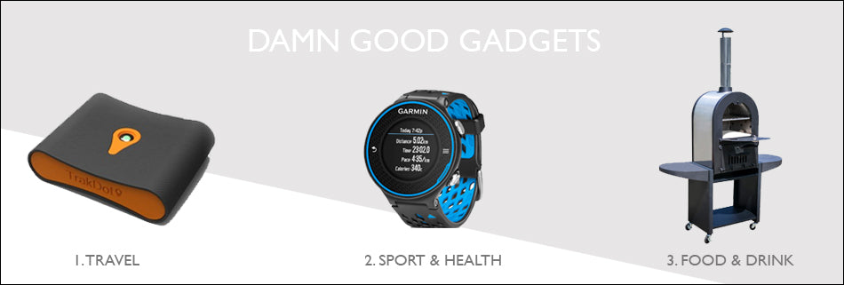 Hamilton and Hare | The Journal | Damn Good Gadgets