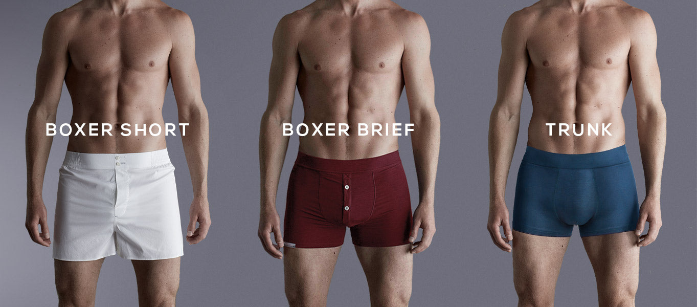 c40f2f5bf56 How to choose the perfect pair of underwear. Hamilton and Hare - luxury  men s underwear
