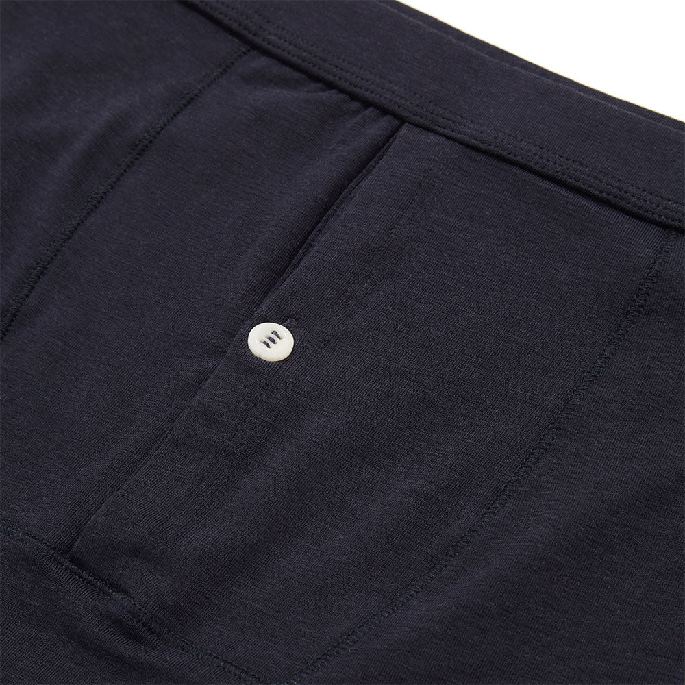 Boxer Brief - Navy - Hamilton and Hare Ltd