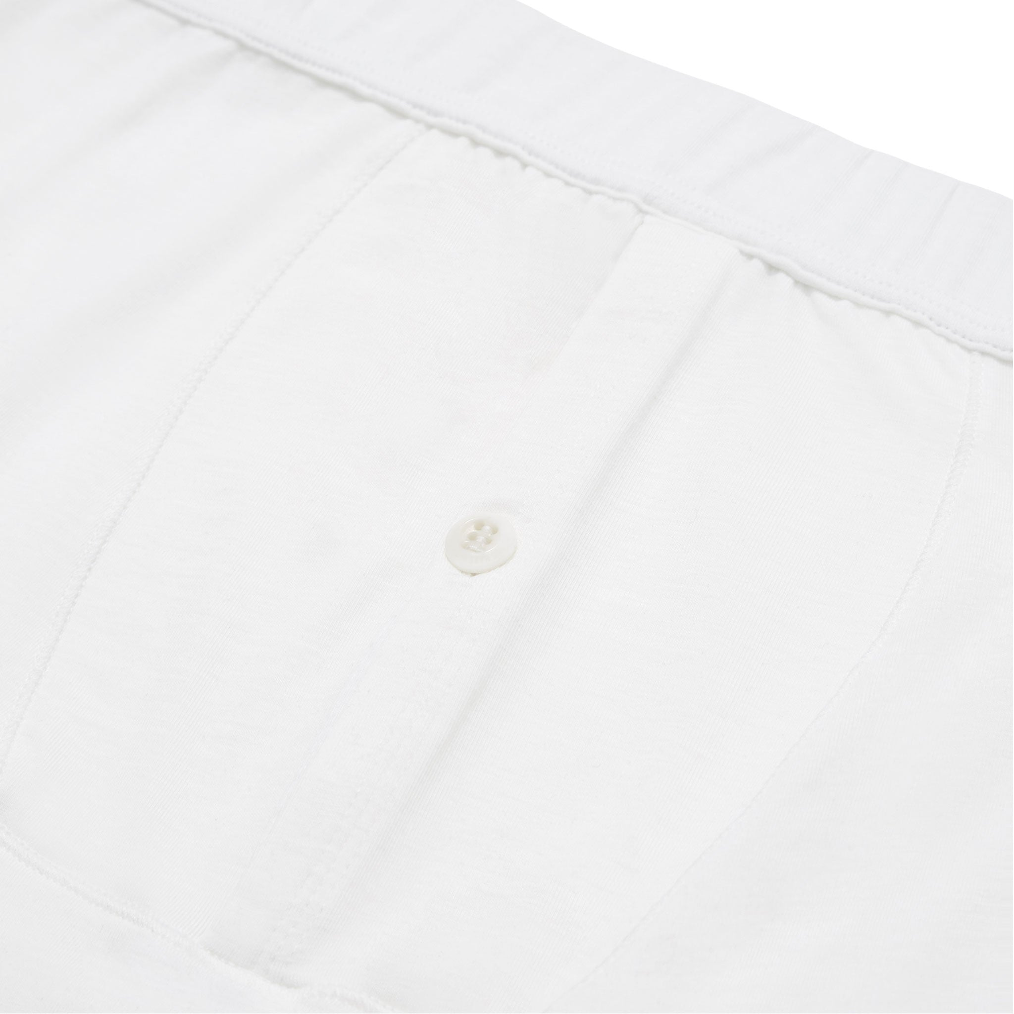Boxer Brief - White - Hamilton and Hare Ltd
