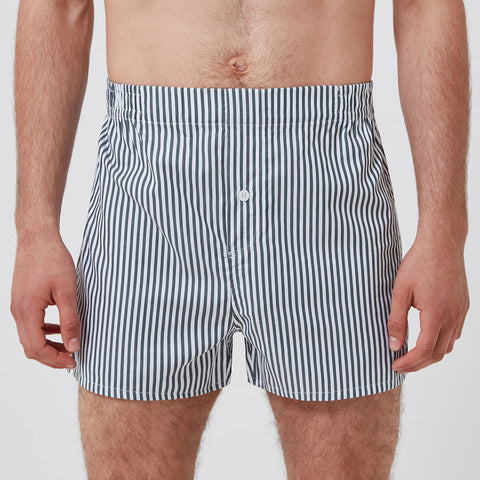Boxer Short - Sky Stripe