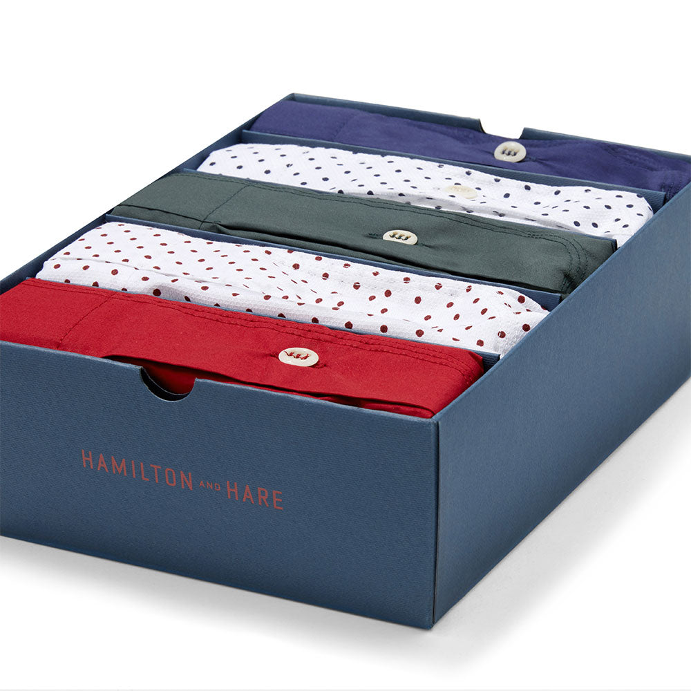 Boxer Short Box Set 1 - Hamilton and Hare Ltd