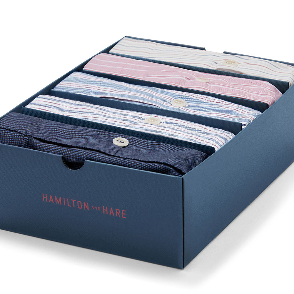 Boxer Short Box Set 3 - Hamilton and Hare Ltd