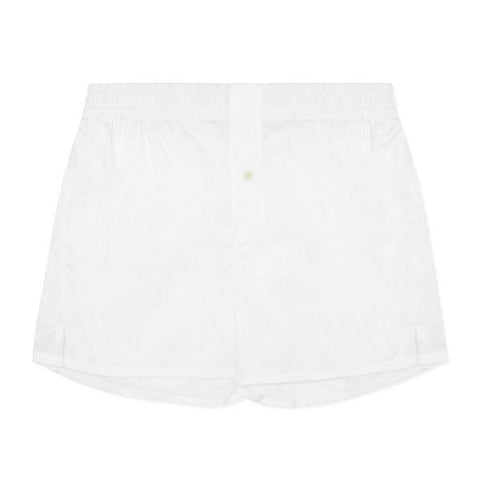 Tubular Trunk - White
