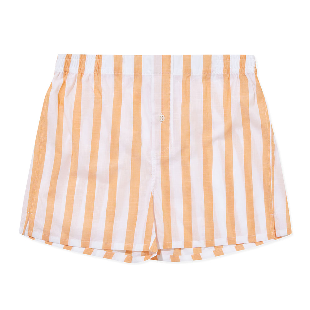 Boxer Short - Yellow Stripe