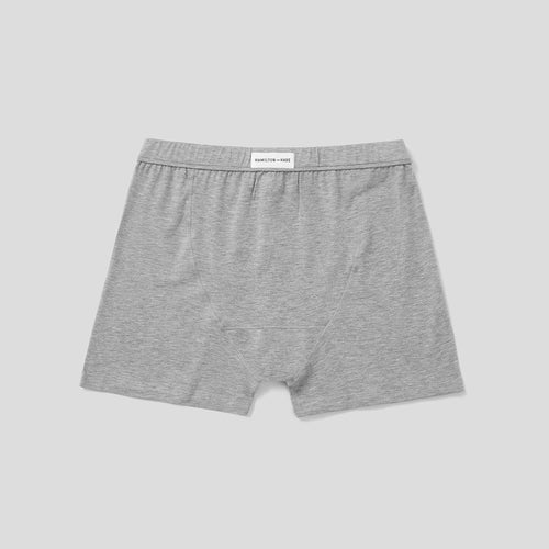 Boxer Brief - Grey Melange