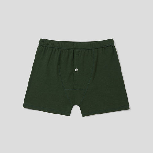 Boxer Brief  - Leafy Green