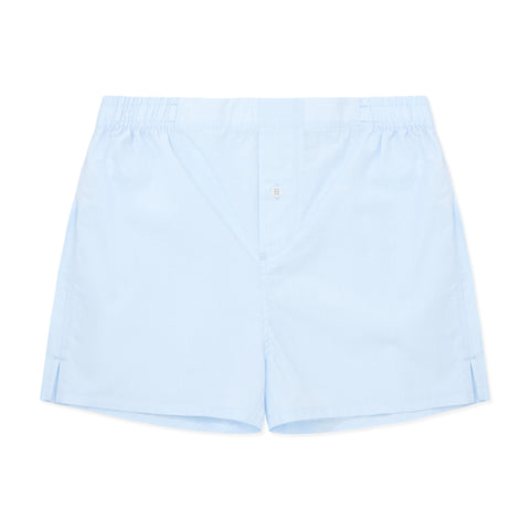 3 Pack Boxer Short Mix - Sky Blue, Classic White, Navy