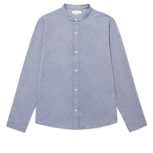 Sleep Shirt Chambray Blue