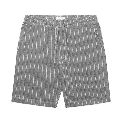 Drawstring Shorts- Decking Stripe