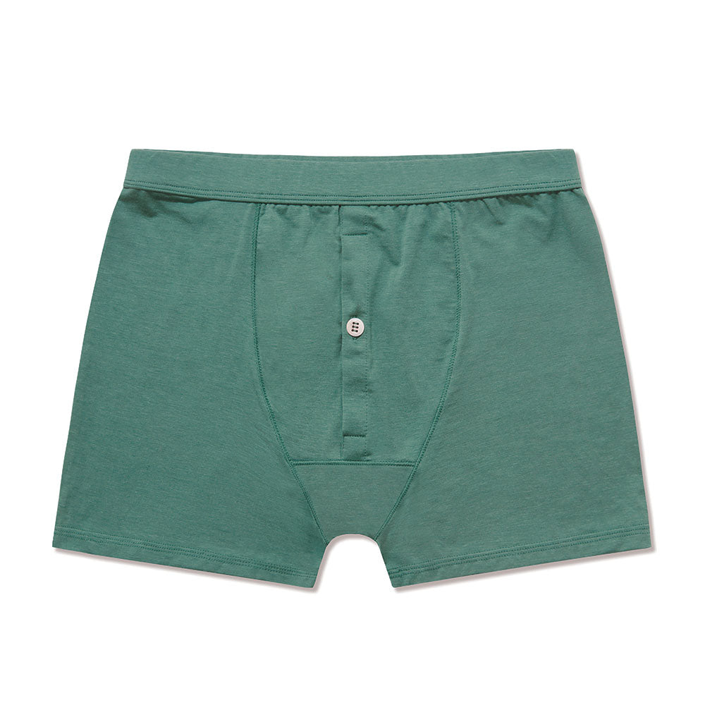 Boxer Brief - Elm Green - Hamilton and Hare Ltd