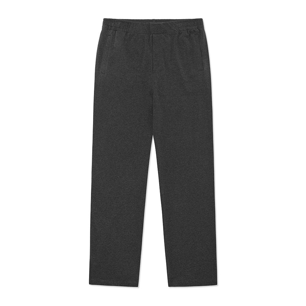 Jersey Sleep Trouser Charcoal Melange