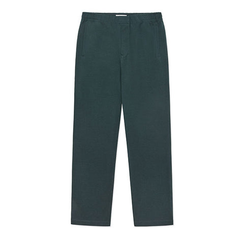 Cotton Cashmere Blend Sleep Trouser Chambray Blue