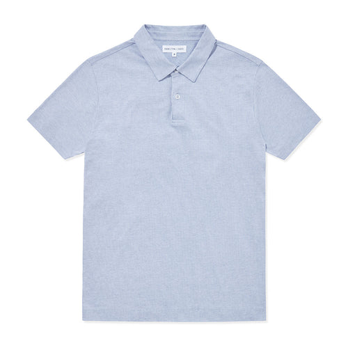 Polo Shirt - Blue Stripe