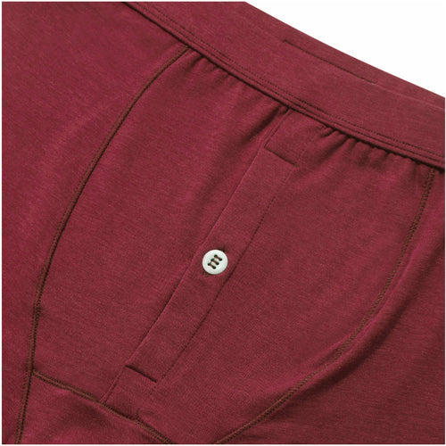 Boxer Brief- Port Red - Hamilton and Hare Ltd