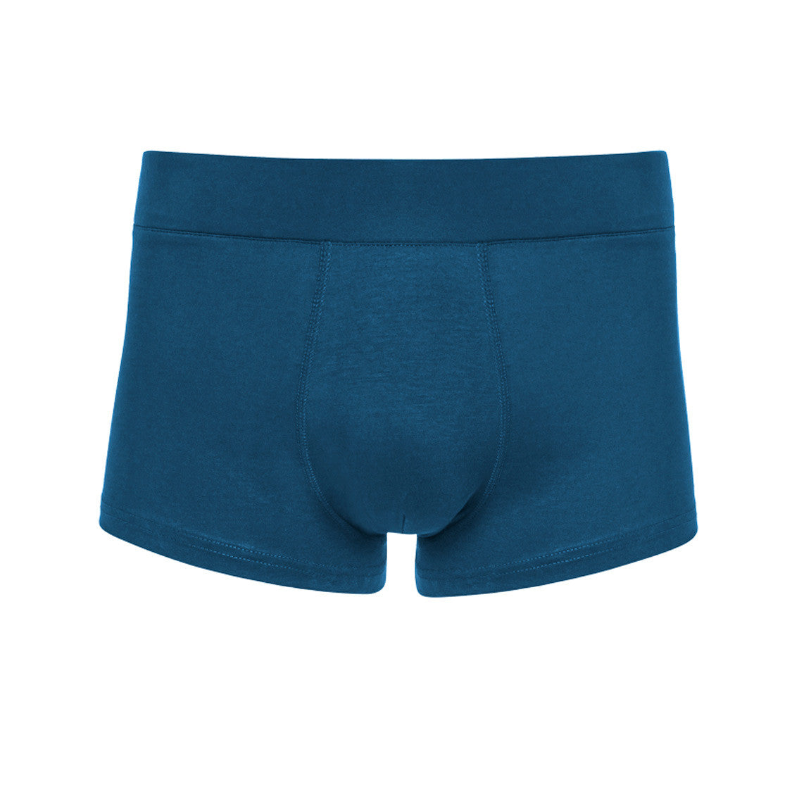 Blue Jersey Navy Trunk by Hamilton and Hare