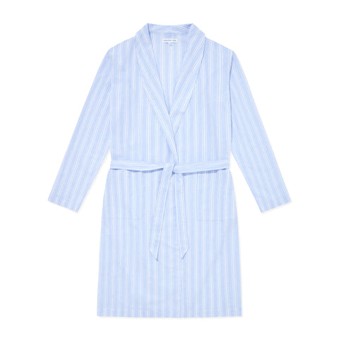 Relax Robe - Navy Flannel