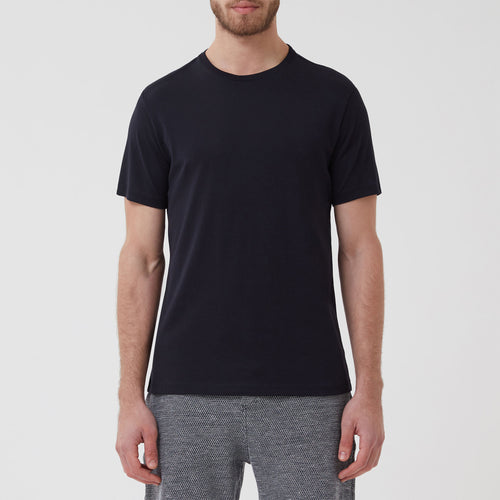 Relax Tee Navy - Hamilton and Hare Ltd