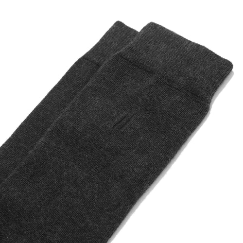 3 Pack Everyday Sock - Charcoal Melange