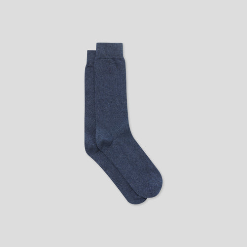 Everyday Sock - Navy Melange
