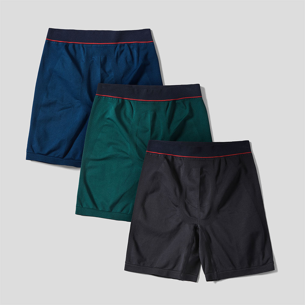 3 Pack Sports Trunk Mix