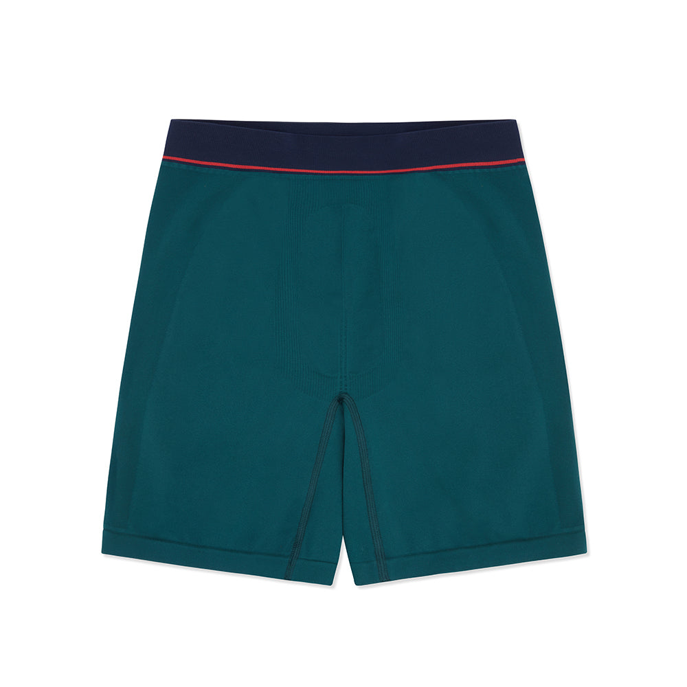 3 Pack Sports Trunk - Club Green - Hamilton and Hare Ltd