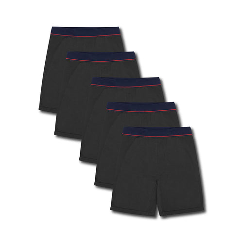 5 Pack Sport Trunk Graphite