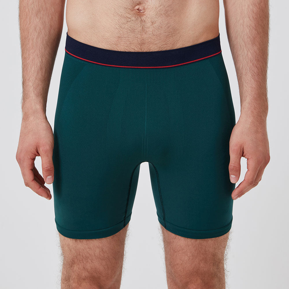 Sports Trunk - Club Green - Hamilton and Hare Ltd