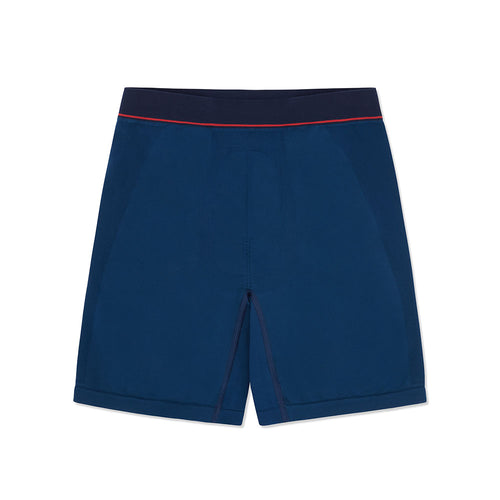 Sports Trunk - Atlas Blue - Hamilton and Hare Ltd