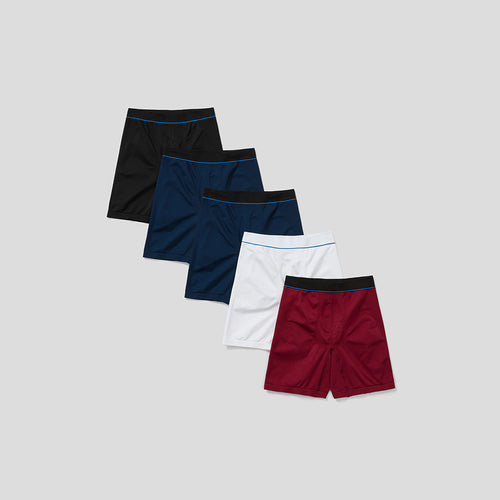 Sports Trunk 5 Pack
