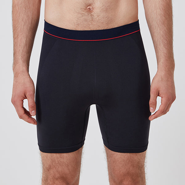 3 Pack Sports Trunk - Graphite - Hamilton and Hare Ltd