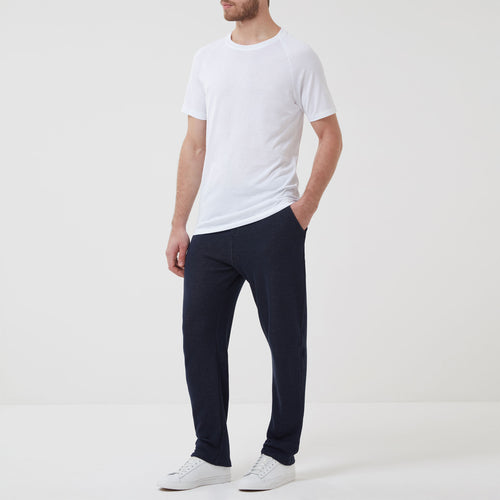 Hamilton and Hare Timeout Trousers Navy