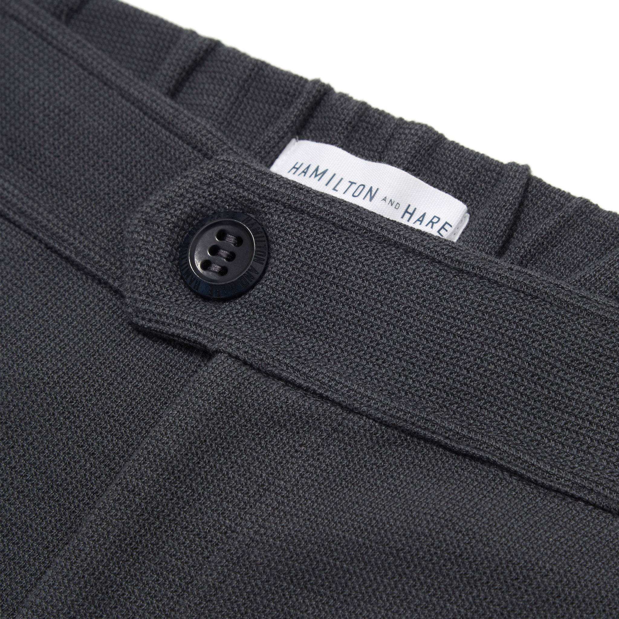 Travel Trouser Charcoal