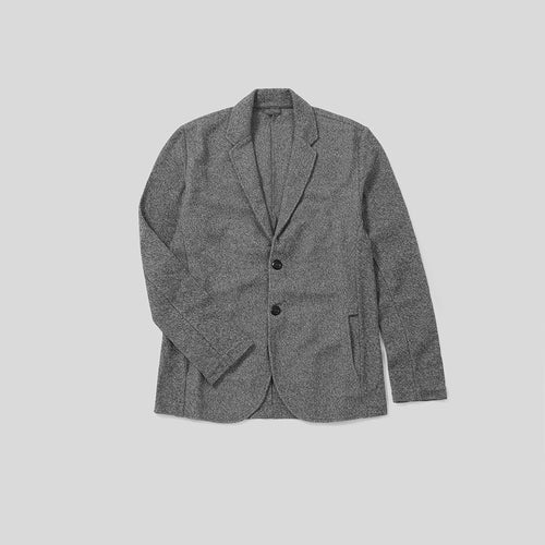 Travel Blazer - Dusk Grey