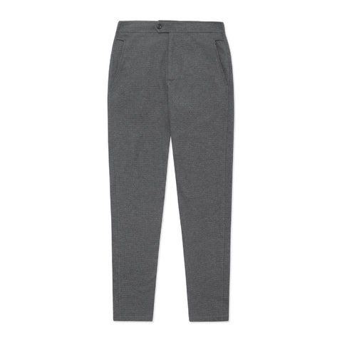 Drawstring Trouser - Grey Terry
